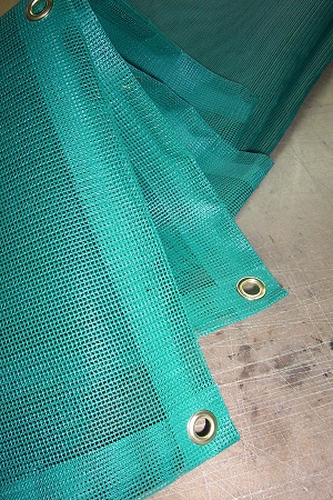 H/D PVC MESH Sheet (Finished) per square metre